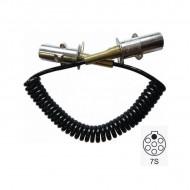 Cablu spiralat 3.8m tip S