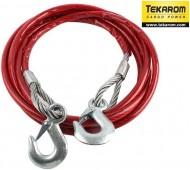 Cablu tractare otel 4T 4M