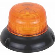 Girofar LED 12/24V cu magnet