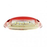 Lampa pentru placuta de inmatriculare cu led 12V