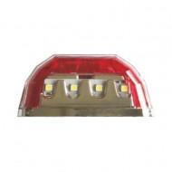 Lampa pentru placuta de inmatriculare cu led 24V