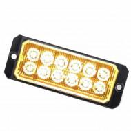 Lampa stroboscopica LED Profesionala 12 LED 12-24V