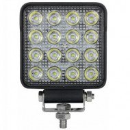 Pachet 4 Proiectoare LED-STROBO patrate 48W