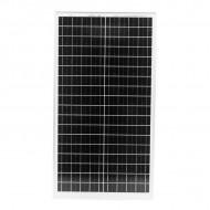 Panou solar 30W 650x350x25mm