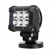 Proiector cu 6 LED-uri 10-30V 18W