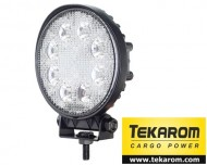 Proiector LED rotund 24W