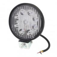 Proiector LED-STROBO rotund 27W