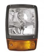 Reflector cu semnalizator 12V