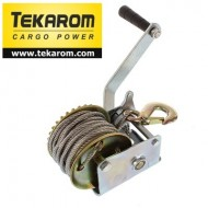 Troliu (Winch) manual 900kg 10M