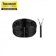 Cablu electric rotund 2x1.5 mmp