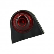 Lampa laterala gabarit cu LED Rosu-Alb 24V