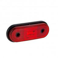 Lampa marcaj lateral rosie
