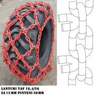 LANTURI ANTIDERAPANTE 13mm TAF 18,4 / 26