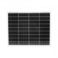 Panou solar 50W 540x680x30mm