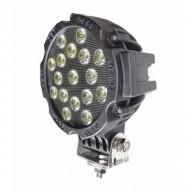Proiector LED rotund 51W