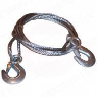 Cablu tractare metal Ø6mm 3T 3m