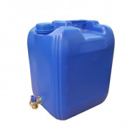 Canistra plastic cu robinet 20L