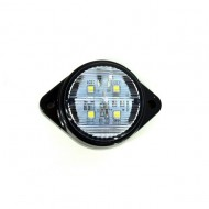 Lampa Led rotunda alba 24V