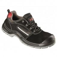 Pantofi de protectie cu bombeu metalic