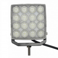 Proiector LED patrat 48W combo