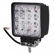 Proiector LED patrat 48W