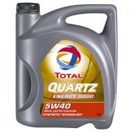 Ulei motor TOTAL QUARTZ, 5W-40, 4 litri