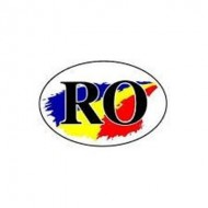 Autocolant RO Romania