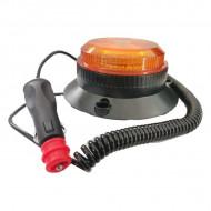 Girofar auto 12V / 24V orange LED 30W