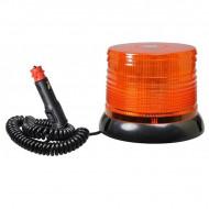 Girofar auto cu efect de rotatie sau stroboscopic 12V / 24V orange LED
