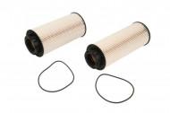 KIT 2 filtre combustibil MANN PU100032X