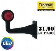 Lampa gabarit LED - STANGA - brat lung