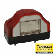 Lampa LED pentru placuta de inmatriculare