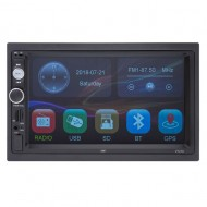 Navigatie multimedia PNI V7270 2 DIN cu GPS MP5, Bluetooth, Mirror Link