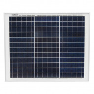 Panou solar 30W 440x542x20mm