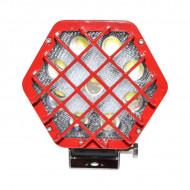 Proiector LED cu grilaj metalic 27W