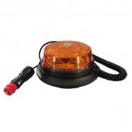 Girofar auto 12V / 24V orange LED 24W
