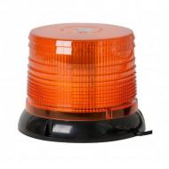 Girofar auto cu magnet 12V / 24V orange LED