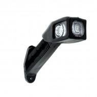 Lampa gabarit LED 3 CULORI DREAPTA 12-24V