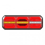 LAMPA LED 6 FUNCTII - stanga-dreapta