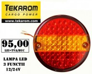 LAMPA LED CAMION 3 FUNCTII