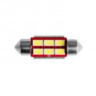 Bec led sofit 12V SV8.5-8 11x41mm