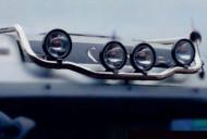 Bullbar partea superioara Mercedes Actros MP3