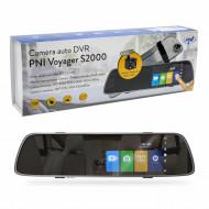 Camera auto DVR PNI Voyager S2000 Full HD incorporata in oglinda retrovizoare