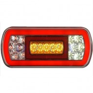 Lampa stop led camion 12v