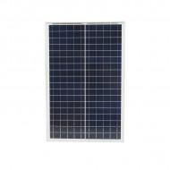 Panou solar 30W 535x350x25mm
