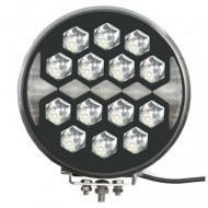 Proiector LED rotund cu pozitie 103W