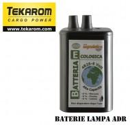 Baterie Pentru Lampa Semnalizare Cu Lumina Intermitenta LED