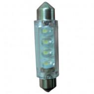 Bec led sofit 12V SV8.5 11X44mm