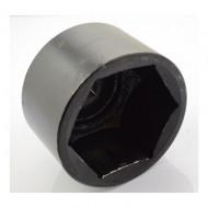 Cheie tubulara impact lunga hexagonala 105mm