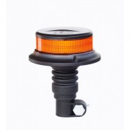 Girofar LED cu suport tubular 27W